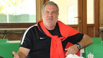 Kastamonuspor Teknik Direktörü Eriş, Kovid-19 nedeniyle yoğun bakıma kaldırıldı