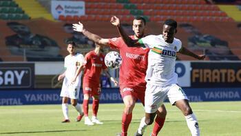 Aytemiz Alanyaspor - Gaziantep FK: 3-2