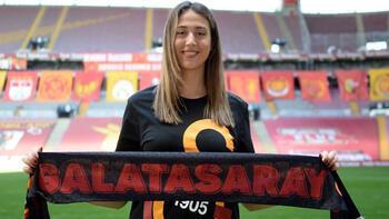 Galatasaray HDI Sigorta, Zeynep Sude Demirel'i kiraladı