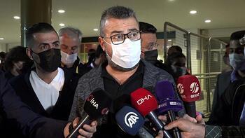 Son dakika - Antalyaspor Basın Sözcüsü Çetinden Kalkavana tepki