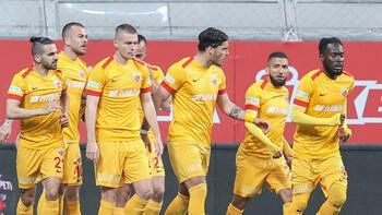 Kayserispor'un galibiyet hasreti 8 maça çıktı