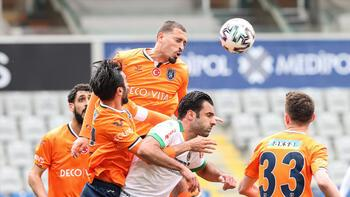 Başakşehir-Alanyaspor: 0-0