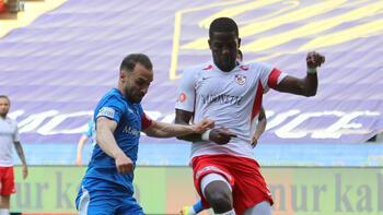 Gaziantep FK-BB Erzurumspor: 2-3