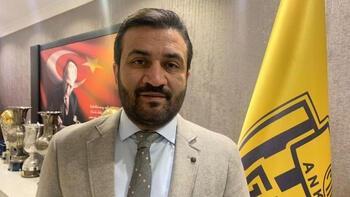 MKE Ankaragücü Başkanı Fatih Mert, Emniyet Genel Müdürlüğünü ziyaret etti