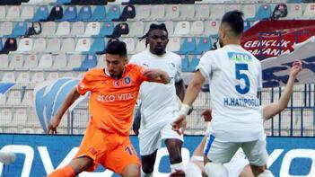 BB Erzurumspor - Başakşehir: 1-2