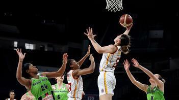 Galatasaray - Nesibe Aydın: 70-58