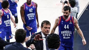'Efes, Final Four'u hak etti'