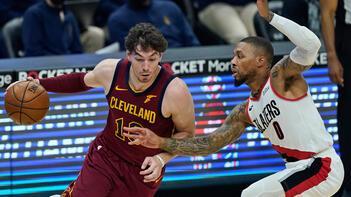 NBAde Cedi Osmanın 14 sayısı, Cavaliersa galibiyeti getirmedi