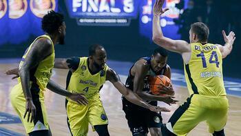 FIBA Şampiyonlar Liginde yarı finalistler belli oldu