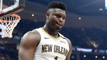 NBA'de Pelicans forması giyen Williamson'ın elinde kırık tespit edildi