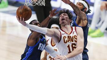 NBA'de Cedi'nin 22 sayısı Cavaliers'a yetmedi