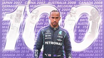 Lewis Hamilton'dan yeni rekor!