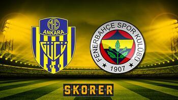 CANLI ANLATIM | Ankaragücü - Fenerbahçe! Muhtemel 11'ler