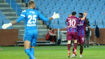 Trabzonspor: 2 - Fraport TAV Antalyaspor: 1