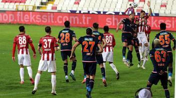 Demir Grup Sivasspor: 0 - Medipol Başakşehir: 0