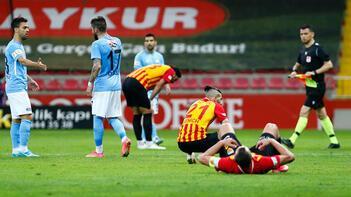 Hes Kablo Kayserispor: 0 - Gaziantep: 0