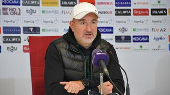 İttifak Holding Konyaspor Teknik Sorumlusu Ersan Parlatan: Kalan iki maçımızı en iyi şekilde bitirip sezonu tamamlayacağız