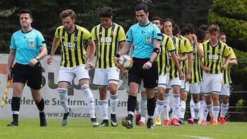 Hakem Ali Koç yönetti, Fenerbahçe U-19 takımı fark attı: 5-0