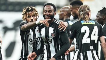 Son dakika - Beşiktaş'ta N'Koudou kadroda! Aboubakar yok...