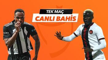 Beşiktaş-Karagümrük karşılaşmasında Canlı Bahis heyecanı Misli.com'da!