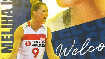 Fenerbahçe Opet Kadın Voleybol Takımı, smaçör Meliha İsmailoğlu'nu kadrosuna kattı