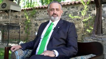 """Serdar Acarhoroz: """"Önce mali denge sonra başarı"""""""