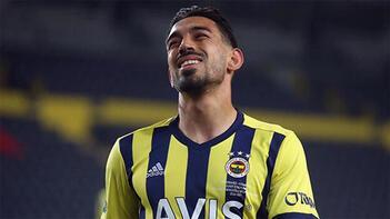 Fenerbahçe'de İrfan Can Kahveci sakatlandı