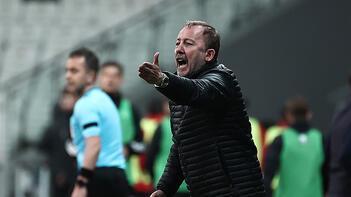 Sergen Yalçın: Aboubakar Göztepe maçında yok