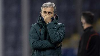 Medipol Başakşehir Teknik Direktörü Aykut Kocaman: Rakibin direncini kırmaya yetmeyen bir maç oldu