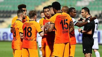 Son dakika - Galatasaray'da penaltı krizini Fatih Terim çözdü! 'Mohamed atsın'