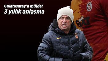 Son dakika Galatasaray haberi - Galatasaray'da ilk imza! Yıldız oyuncuyla 3 yıllık anlaşma sağlandı