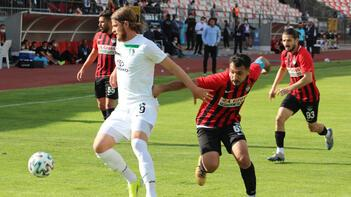 Misli.com 2. Lig'de play-off çeyrek final ilk maçları oynandı