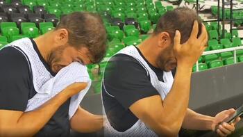 Son dakika - Sakaryasporlu futbolcu antrenmanda baba olduğunu öğrendi
