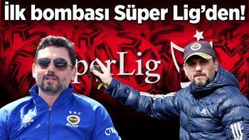 Son dakika transfer haberi - Gaziantep FK ile anlaşan teknik direktör Erol Bulut'un ilk bombası! Süper Lig'in golcüsü...