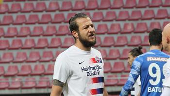 Son dakika - Kocaelispor finalde Batuhan Karadeniz yıkıldı