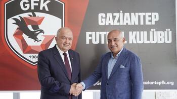 Süper Lig ekibi Gaziantep'te başkanlık koltuğu Cevdet Akınal'a emanet