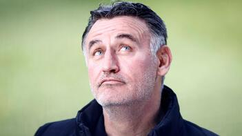 Christophe Galtier, Lille'den ayrıldığını açıkladı