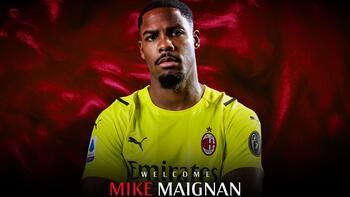 Son dakika haberi - Milan, Lille'in kalecisi Mike Maignan'la sözleşme imzaladı