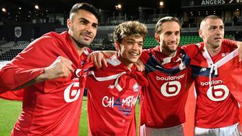 Lille'in genç futbolcusu Mustafa Kapı: Umarım düzenli olarak uzun yıllar Avrupa'da futbol oynarım