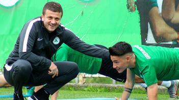 Giresunspor, Süper Lige güçlü bir kadroyla girmek istiyor