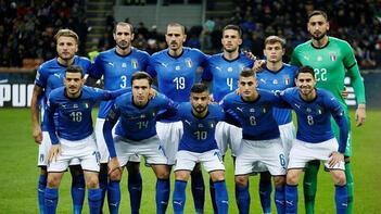 İtalya'nın 2020 Avrupa Şampiyonası kadrosu belli oldu