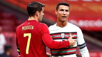 Son dakika - Portekiz ve İspanya yenişemedi!