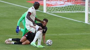 Son dakika - Belçika, Hırvatistan'ı Lukaku ile yıktı!