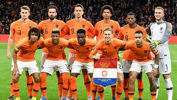 Son dakika - EURO 2020'de Hollanda'nın ev avantajı!