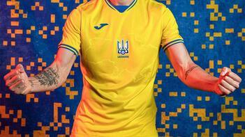 Ukrayna'nın Euro 2020 forması Rusya'yı kızdırdı