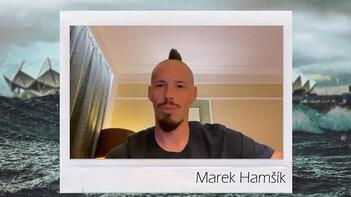 Trabzonspor'un yeni transferi Marek Hamsik'ten taraftarlara mesaj