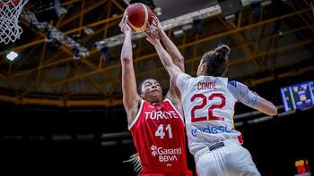 Türkiye-İspanya: 41-75