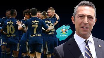 Son dakika - Fenerbahçe'ye EURO 2020 piyangosu! Yıldız isim için resmi girişim