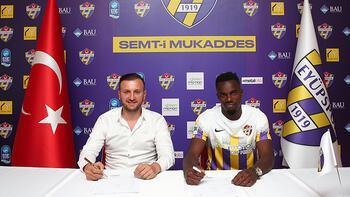 Son dakika - Eyüpspor'dan tarihi transfer!