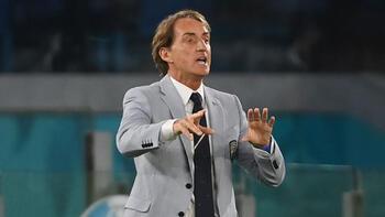Son dakika - Roberto Mancini: Türkiye'ye opsiyon bırakmadık